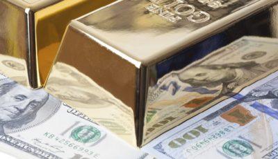 قیمت طلا و دلار در اولین روز معاملات / رشد 0.4 درصدی فلز زرد / شاخص دلار در بالاترین سطح دو ماه گذشته