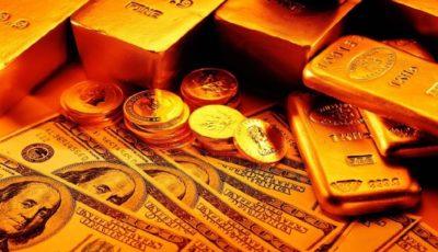قیمت طلا و دلار در اولین روز معاملات بازارهای جهانی