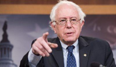 برنی سندرز خواستار لغو تحریمهای آمریکا علیه ایران شد