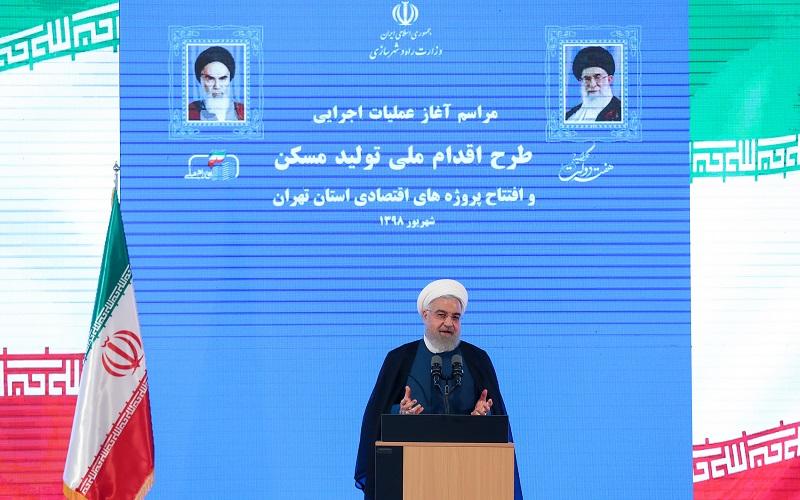 بدون برگشت از تحریم، قفل تعامل با ایران باز نخواهد شد / وظیفه ملی امروز، کمک به بخش مسکن است