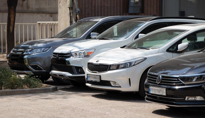 خودروهای جدید وارداتی به نمایشگاههای تهران رسیدند (گزارش تصویری)