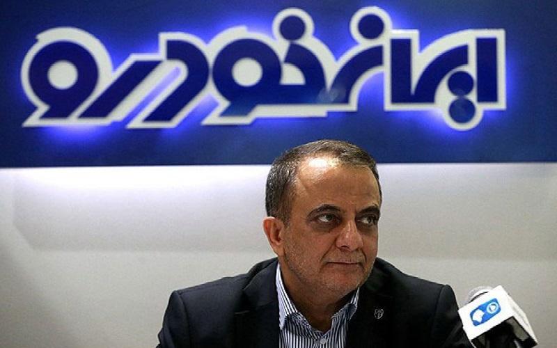 دردسر جدید ایرانخودرو / حساب بانکی هاشمیکهزارع مسدود شد؟