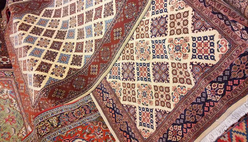فرش صنایع داخلی احتیاج