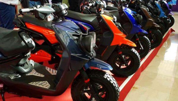 قیمت موتورسیکلت برقی چقدر است؟