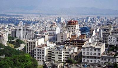 کف بازار / قیمت آپارتمان منطقه ۱ در شهریور ماه ۱۳۹8