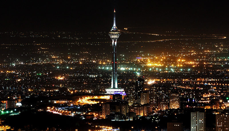 رشد قیمت زمین در مناطق ۲۲گانه تهران به روایت یک اینفوگرافیک
