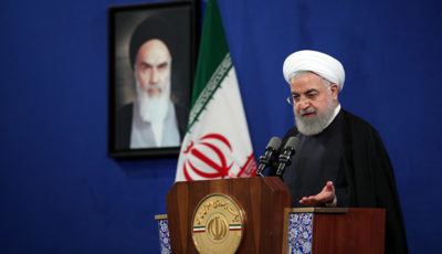 صبر ملت ایران نامحدود است