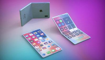 تلاش اپل برای تولید آیفون تاشو ۳۵۰۰ دلاری