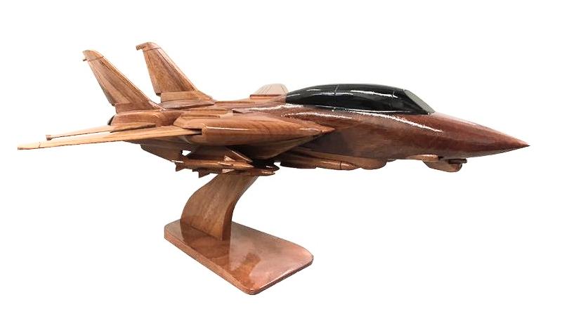 ماگت چوبی F-14