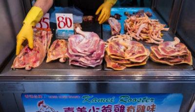 افزایش قیمت مواد غذایی در چین