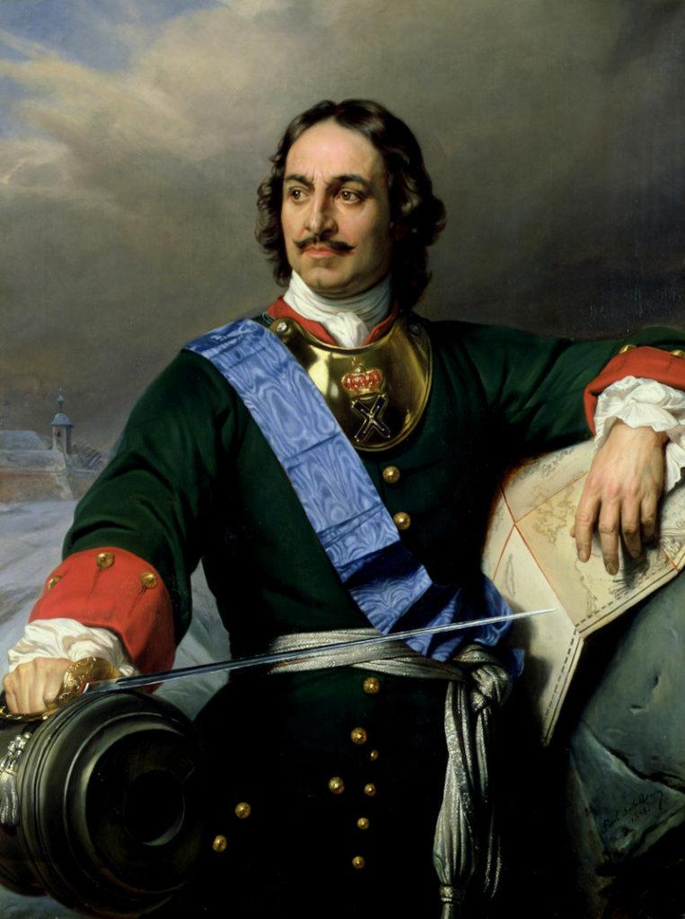 پیتر کبیر Peter the Great