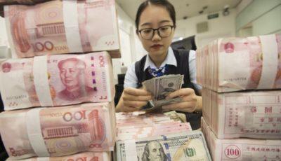 پول ملی چین دوباره قدرت گرفت / رشد ۱٫۵ درصدی ارزش یوان در ۲ هفته اخیر