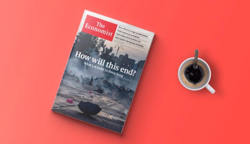 پیامدهای اقتصادی اعتراضات هنگکنگ از نگاه اکونومیست