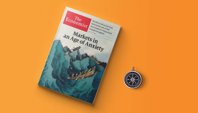 روایت اکونومیست از نگرانی در بازارها / 3 سیگنال هشداردهنده در مورد اقتصاد جهان