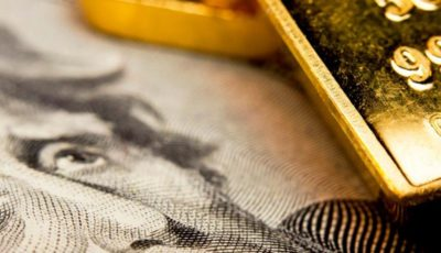 افت ۰٫۵ درصدی شاخص دلار / قیمت طلا به بالاترین سطح ۶ سال گذشته رسید