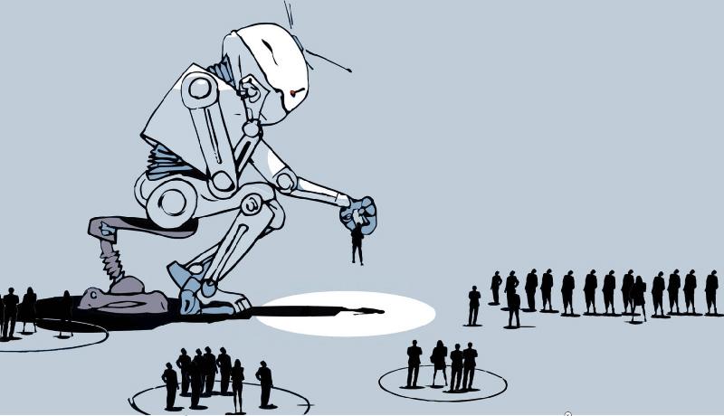 الگوریتمهای استخدام: وقتی ماشینها هم اشتباه میکنند