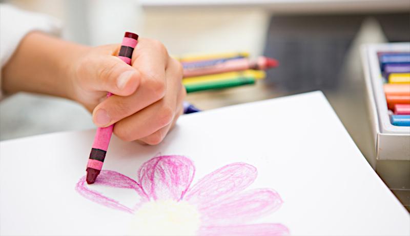 نقاشی دست چپ