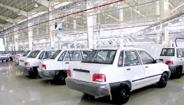 قیمت پراید به تیبا نزدیک شد / گرانی دوباره در بازار خودرو