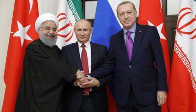 مذاکره در آنکارا بر سر چه بود؟ / ۴ روایت از ملاقات روحانی با پوتین و اردوغان