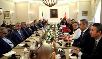 همکاریهای ایران و ترکیه برای تامین امنیت منطقه گسترش مییابد
