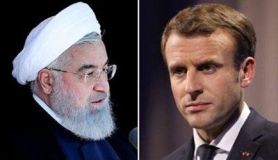 تاکید مکرون بر اجرای تعهدات برجامی ایران