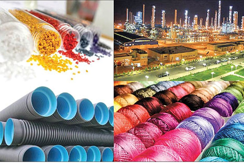 فروش محصولات پلیمری در بازار آزاد با فاکتور صوری