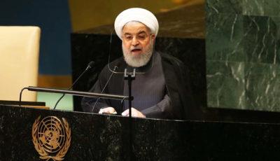 روحانی: پاسخ ما به مذاکره تحت تحریم، نه است