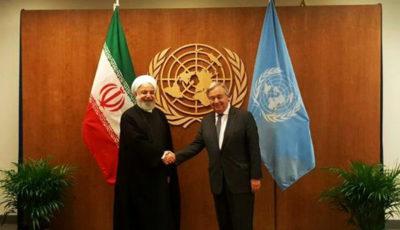 سازمان ملل بهطور کامل از برجام حمایت میکنند