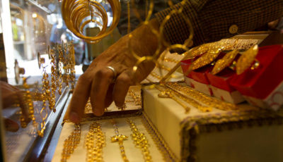ایرانیها چقدر طلا میخرند؟
