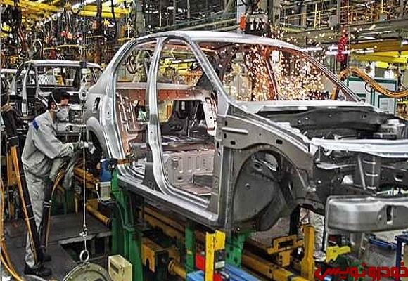 خودروسازان فعلا تولید را متوقف کردند