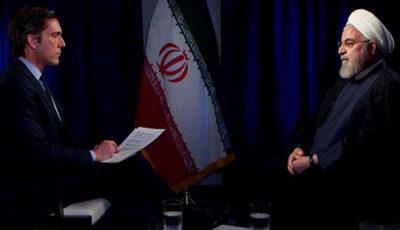 روحانی: آمریکا باید پیششرط برای مذاکره را بردارد