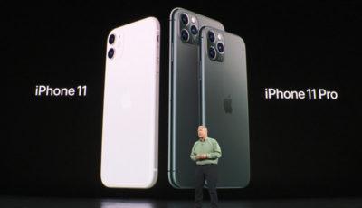 محصولات جدید اپل معرفی شدند / رونمایی از آیفون 11