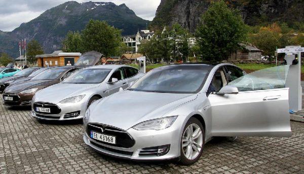 سهم خودروهای برقی از بازار خودرو در جهان / نروژ، پیشرو در استفاده از خودروهای برقی