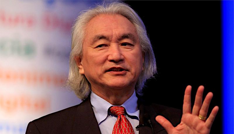 میچیو کاکو Michio Kaku