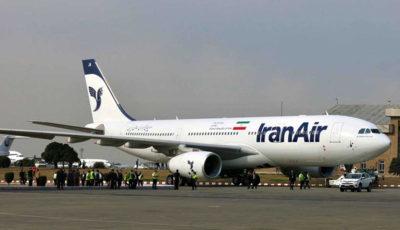 تعلیق دوهفتهای پروازها بین ایران و انگلیس