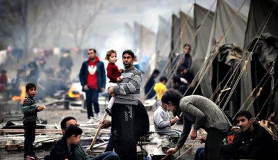 آمار پناهندگان ایران و خاورمیانه در اروپا (اینفوگرافیک)