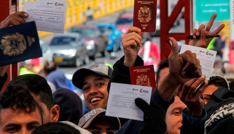 روایت اکونومیست از آمار مهاجرت در آمریکای لاتین