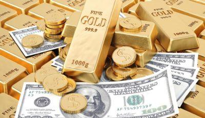 دلار ثابت ماند / طلا ۰٫۴ درصد کاهش یافت
