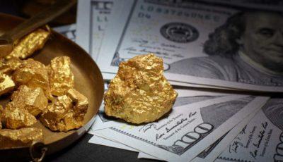 قیمت طلا اندکی افزایش یافت / رشد 0.3 درصدی شاخص دلار