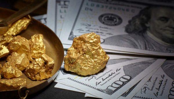 قیمت طلا اندکی افزایش یافت / رشد ۰٫۳ درصدی شاخص دلار
