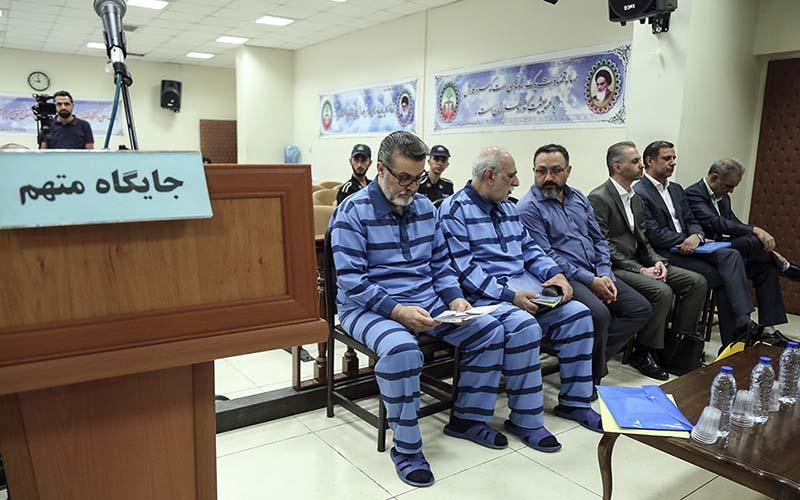 در هفتمین جلسه رسیدگی به اتهامات علی دیواندری چه گذشت؟