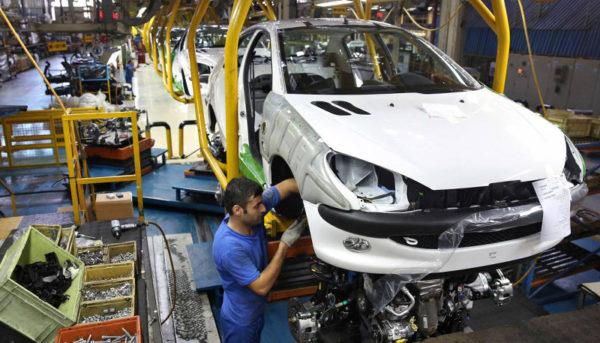 رشد ۷۶ درصدی فروش ایران خودرو در آبان ماه / افزایش ۱۰۷ درصدی تولید سمند