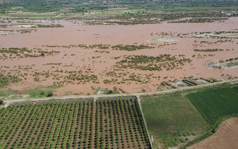 پرداخت ۵۸۴ میلیارد تومان تسهیلات به کشاورزان سیلزده
