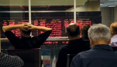هجوم دستهجمعی برای فرار از زیان / ارزش ۹۷ درصد از سهام بورسی نزولی شد