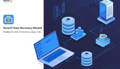 با EaseUS Data Recovery ریکاوری لپ تاپ را خودت انجام بده
