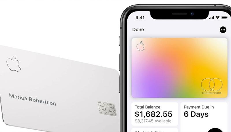 کارت اعتباری اپل اپل پی