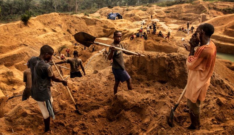 معدن الماس کنگو