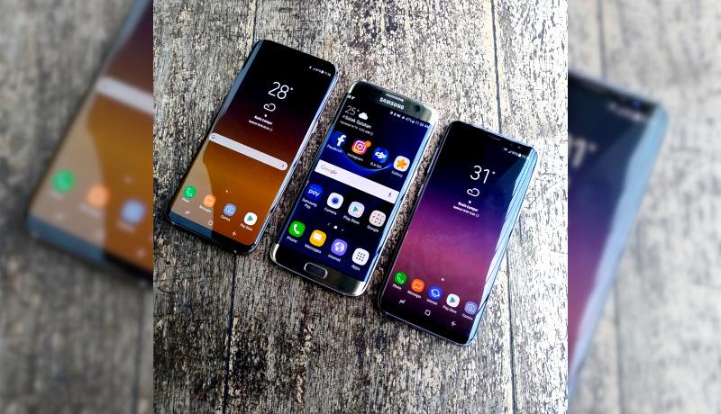 Galaxy S8, S7 Edge Galaxy S8 X