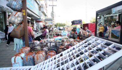 دستفروشان ایرانی از مرزهای غربی کوچ کردند