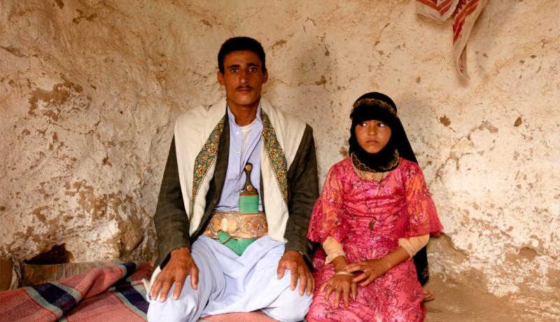 ازدواج اجباری کودکان
